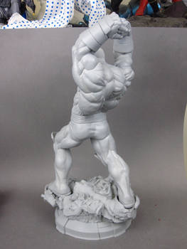 Jim Lee Colossus resin