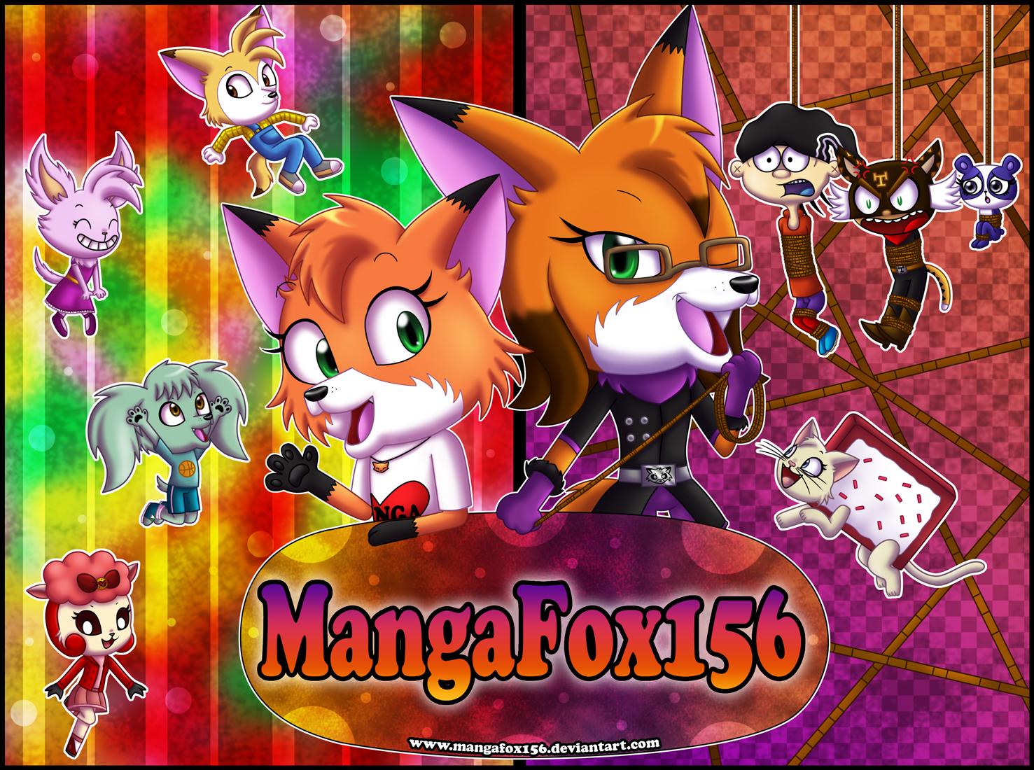 MangaFox156's Profile Picture
