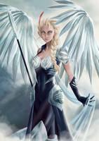 Elsa the Frozen Warrior ver.3 by Arrietart
