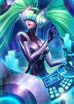 Dj Sona League of legends
