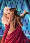 Elsamaren Love in the castle