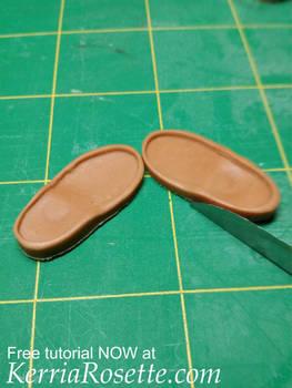 Free Shoe Tutorial