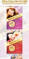 Salon / Spa Flyer