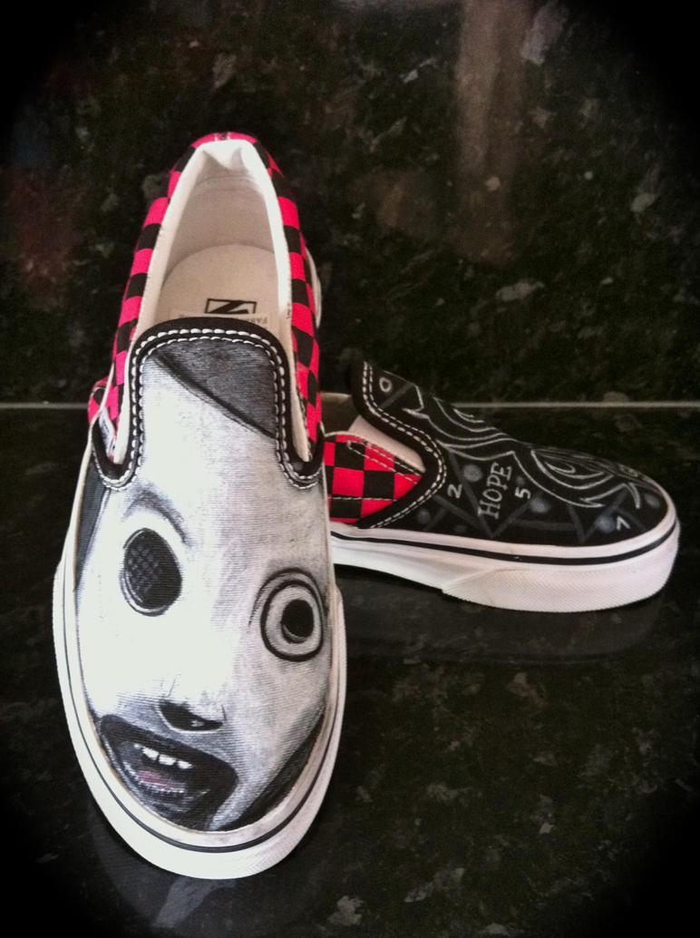 Slipknot Shoes Vans