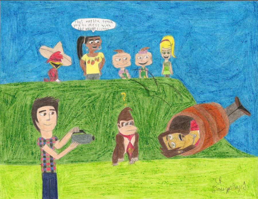 LeShawna's Revenge by daisyplayer1