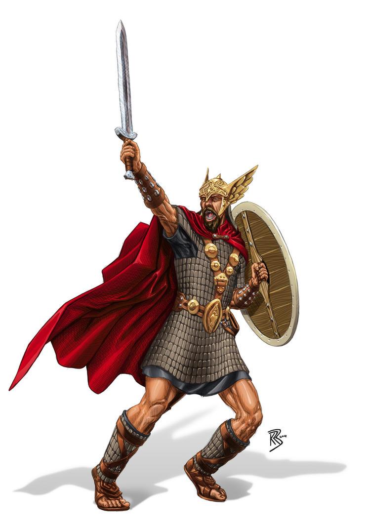 General Talos by BraveSirKevin