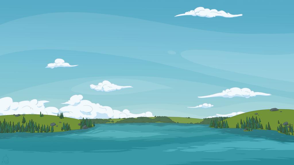 Lake by gehtsiegarnixan