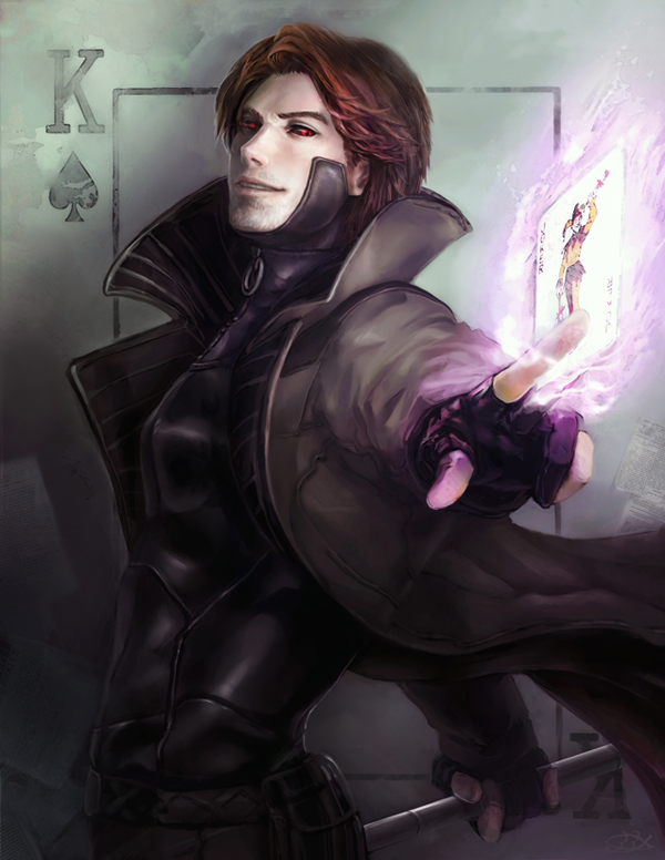 X 23 Gambit Gambit by BBQfish on D...