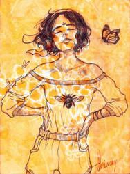 Beatitude (Orange Bliss)