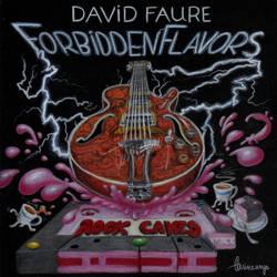 Forbidden Flavors - Rock Cakes