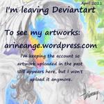 Goodbye Deviantart