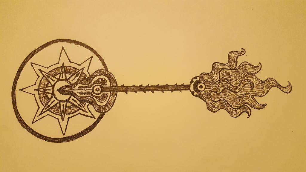 Light Arrow by nyoki