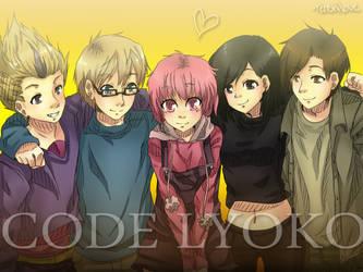 Code Lyoko by Tenshilove
