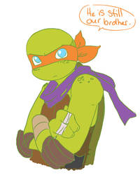 Our Brother by Tenshilove