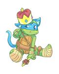King Kitty Leo