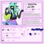Xynthii  Relationship Form Vanna