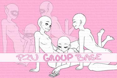P2U || Group Base by Tenshilove