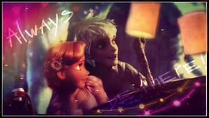 Ice Jack and Rapunzel