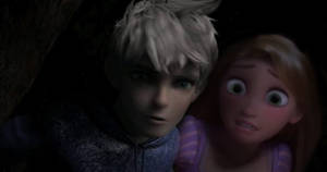 Ice Jack and Rapunzel