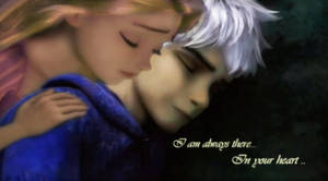 Jack Frost and Rapunzel