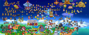 10 years of Paper Mario