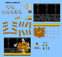 MLSS Reznors Sprites Sheet. by PxlCobit