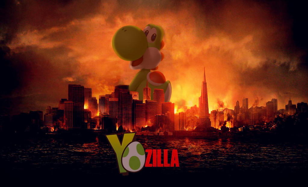 Yozilla by PxlCobit