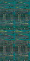 SMW SMM2 Luigi Sprites Sheet.