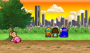 My Puffball. (Kirby X Tiff.)