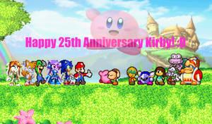 Kirby's 25th Anniversary!
