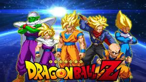 Dragon Ball Z Heroes Wallpaper.