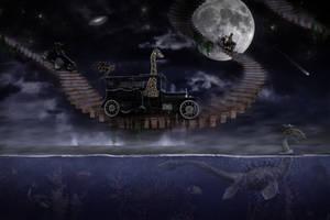midnight race by confuzzledMia