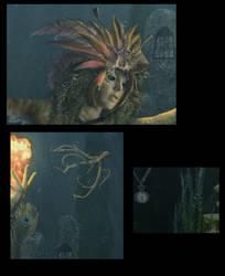 Alien Queen details
