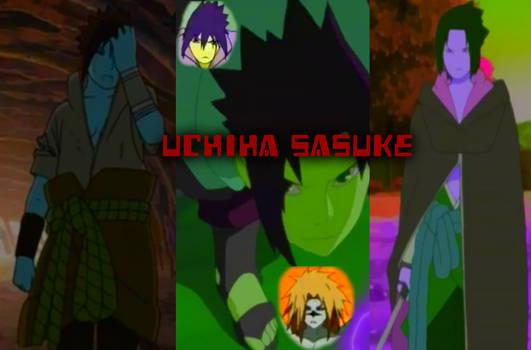 Uchiha Sasuke 1