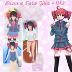 Yandere Simulator Teto Kasane Skin + DL in desc!