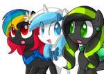 Fancy Ponies uwu