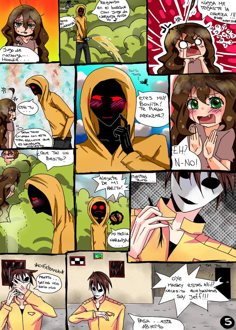 Creepy Love 2 - 05 by Danny-chama