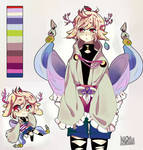 Adoptable Auction Closed- YoukaiDeer