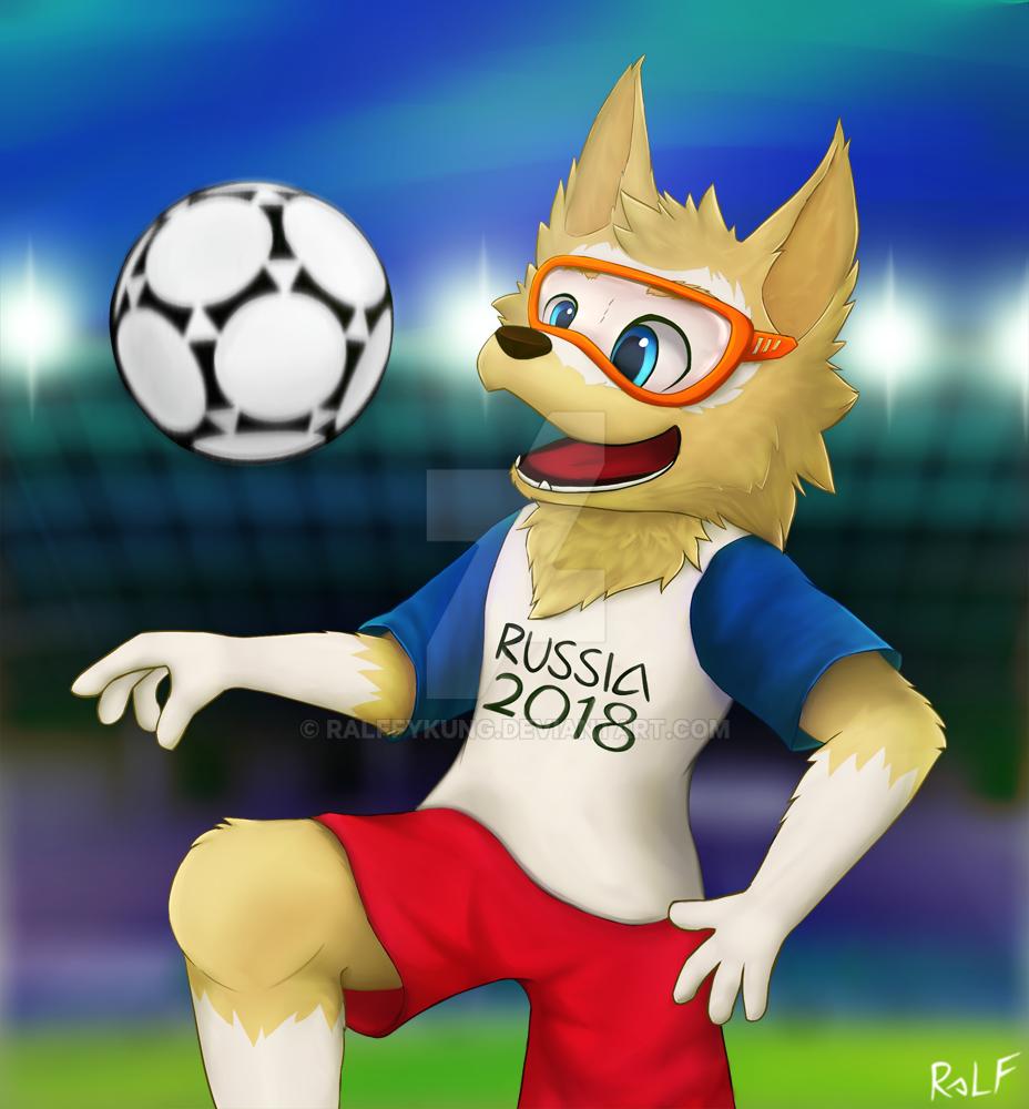 Zabivaka: Russia chooses wolf as 2018 Fifa World Cup
