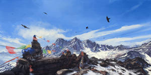 Roadtrippin' #2 Himalayas