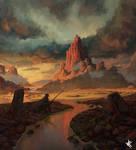 solitude by Chris-Karbach