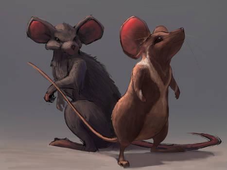 Muriel Mouse