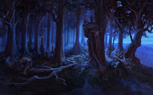 Living Woods by Chris-Karbach