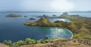 Roadtrippin #60 Palau Padar
