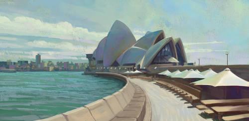 Roadtrippin #61 Sydney Opera House