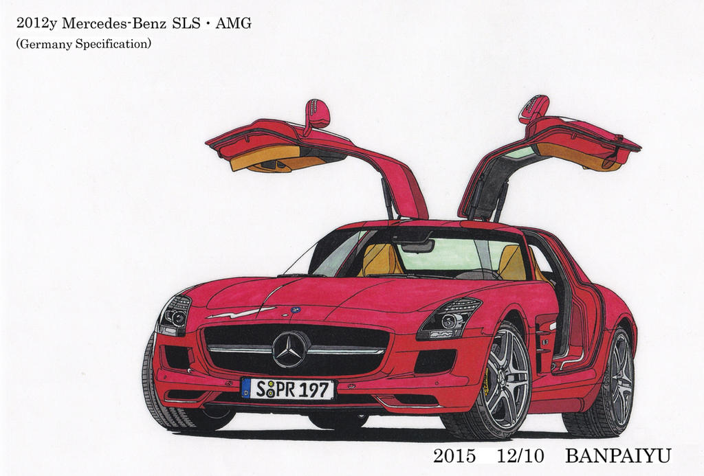 Mercedes benz sls amg germany specification by banpeiyu for Buy mercedes benz in germany