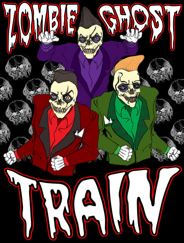 Zombie Ghost Train Tour