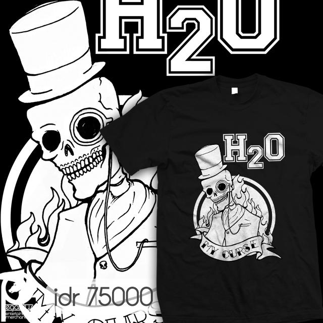 h2o shirt by edopunkrock