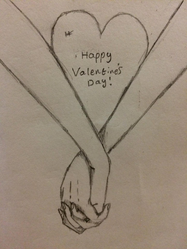 Happy Valentine's Day  by Finovar