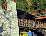 Bhutan Bridge by Waterlily2544